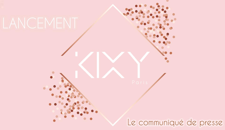 LANCEMENT KIXY PRESSE BLOG